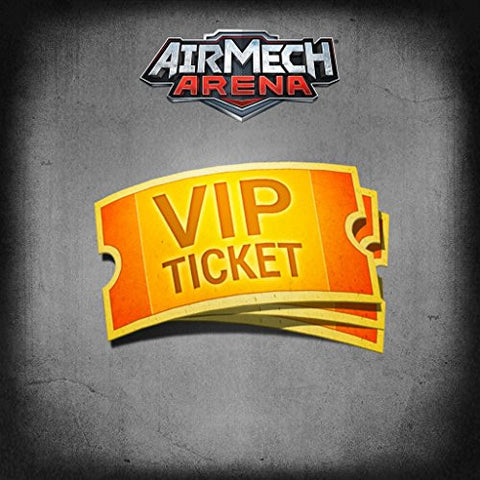 Airmech Arena - VIP Shop Ticket 3 Pack - PS4 [Digital Code]