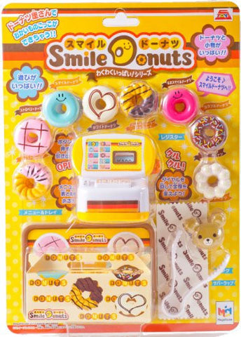 ! Smile Donut Shop Full Exciting Series by Megahouse