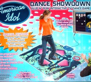 American Idol Plug N' Play Single Mat