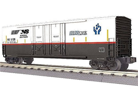 'NS 50' DD PLUG DOOR BOXCAR'