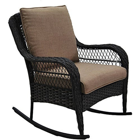 Better Homes and Gardens Colebrook Rocking Chair (Tan)