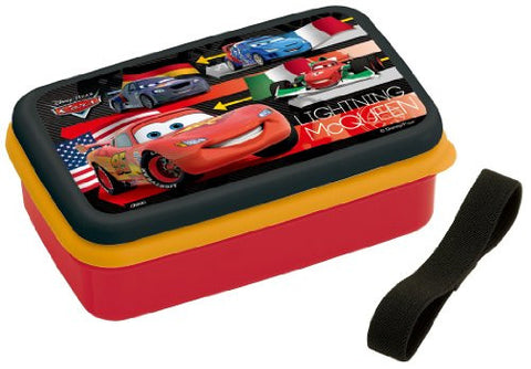 1 stage Cars lunch box (made of silicon Shirubuta) SSL4 (japan import)