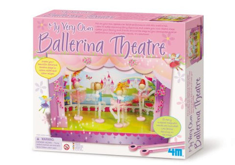 4M My Very Own Ballerina Theatre by Toyland