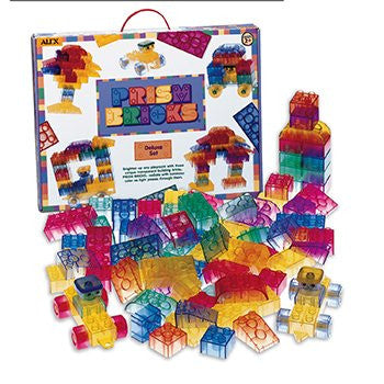* PRISM BRICK DELUXE SET 84 PCS 2