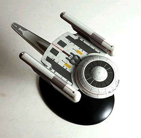 #36 Star Trek Oberth Class Die Cast Metal Ship-UK/Eaglemoss w Magazine