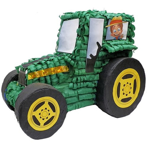 "20"" Deluxe Party Pinata- Tractor"