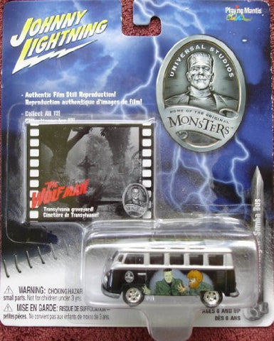 '65 Volkswagen Samba Bus--Wolf Man with Film Still Reproduction