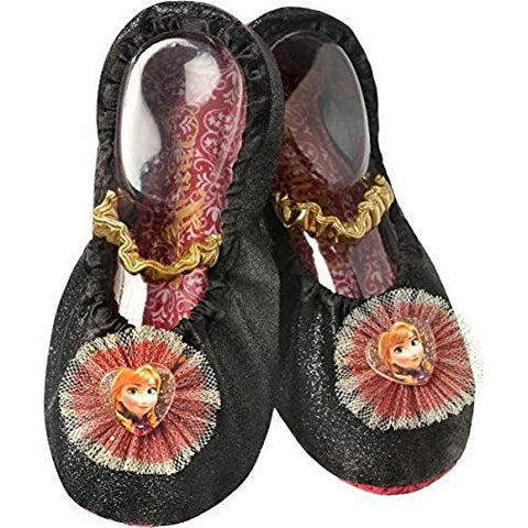"""Frozen"" Girls Anna Slippers"