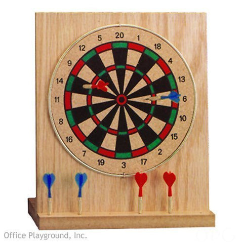 1 X Dartboard - Desktop, Model: 59-17, Toys & Play
