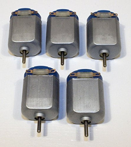 1.5V to 3V DC Project Motors (Pack of 5), Model: , Toys & Play
