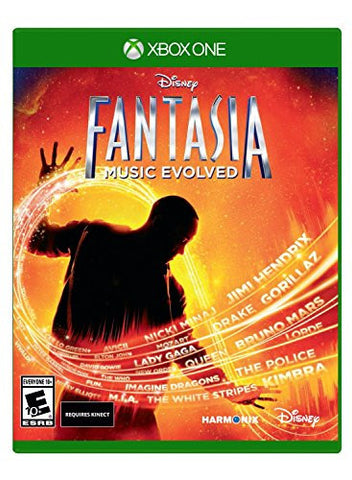 Disney Fantasia: Music Evolved - Xbox One