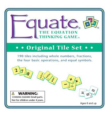 * EQUATE ORIGINAL TILES