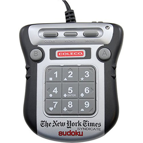 Coleco Sudoku Plug-N-Play from The New York Times