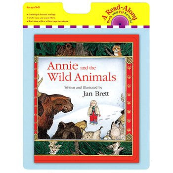 * ANNIE AND THE WILD ANIMALS CARRY