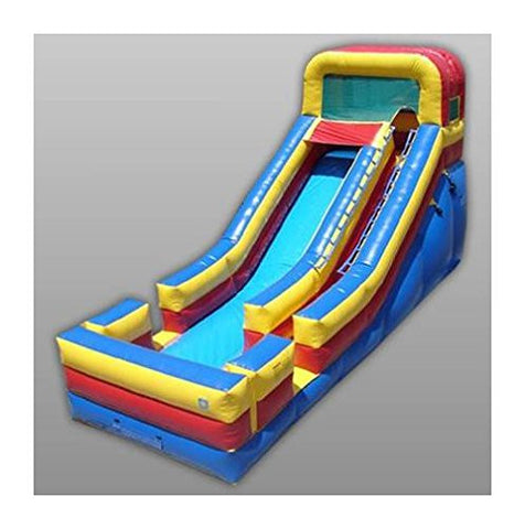 18 Foot Inflatable Slide II w Commercial Grade Base