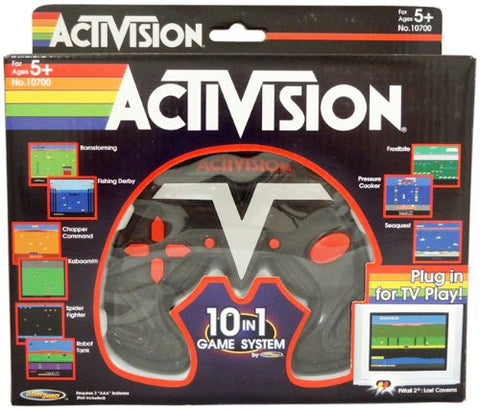 Activision Plug and Play No. 10700