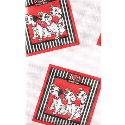 101 Dalmatians Paper Table Cover (1ct)