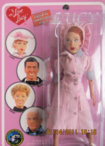 """I Love Lucy"" LUCY 8"" Doll Episode 39: Job Switching - 1950's Classic TV Character (2005)"