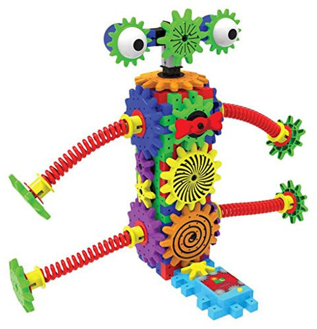 80+ Pieces, Robot Kit for Ages 8 and Up