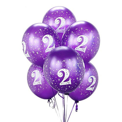 #2 Purple Balloons (6)