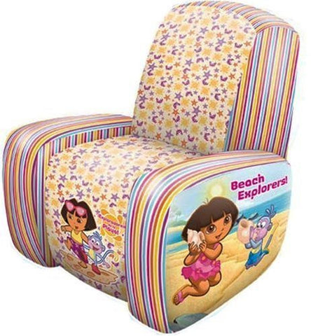 Nickelodeon Dora Inflatable Chair by Rand by Nickelodeon