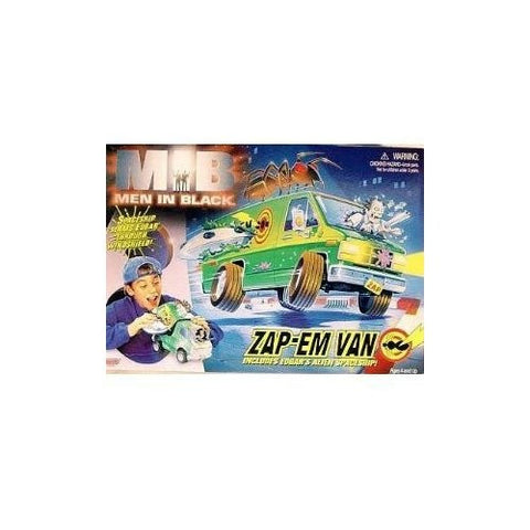 """Men In Black"" movie Zap 'Em Van with Edgar's spaceship"
