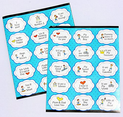 """You are the Best"", ""You are awesome"", Sticker for Boys Inspirational Praise and Reward stickers Sports motivational labels - 30 PACK"