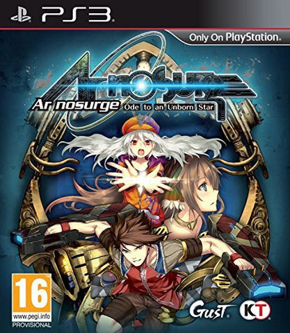AR Nosurge: Ode To An Unborn Star (PS3) (UK IMPORT) by Koei