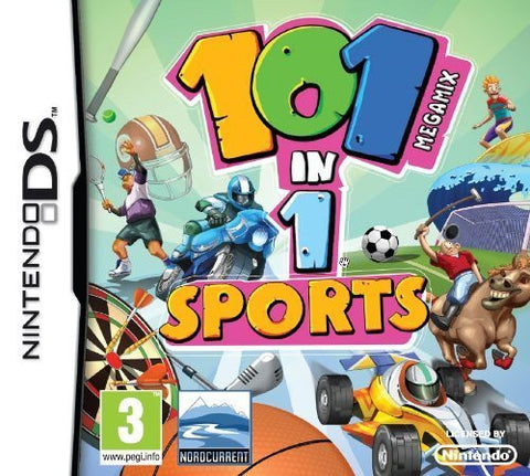 101-in-1 Megamix Sports (Nintendo DS)