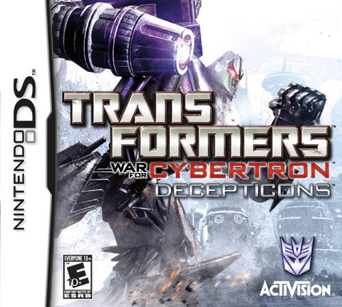 Activision/Blizzard-Transformers: War for Cybertron Decepticons
