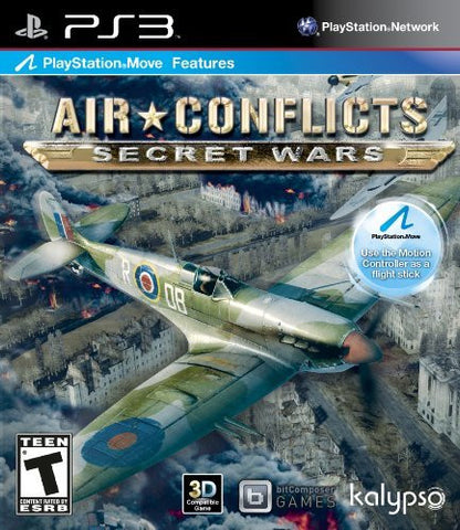 Air Conflicts - Playstation 3 by Kalypso Media