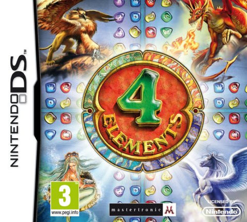4 Elements DS game