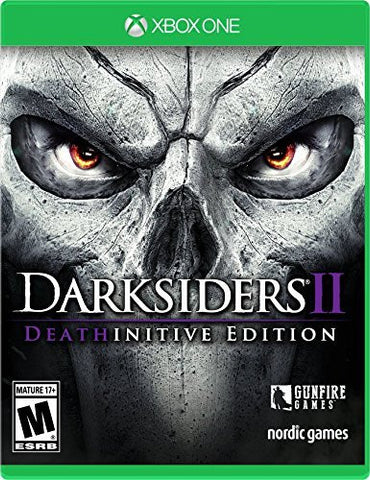 Darksiders 2: Deathinitive Edition - Xbox One - Xbox One Standard Edition by Nordic Games