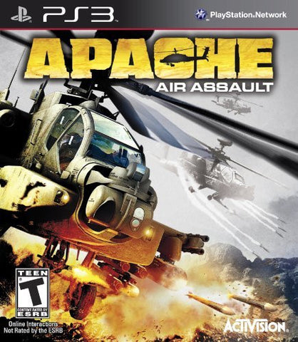 Apache: Air Assault - Playstation 3 by Activision