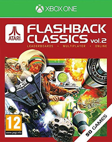 Atari Flashback Classics Collection Vol.2 (Xbox One) (UK IMPORT)
