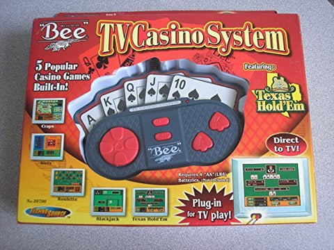 Bee TV Casino System 5 Casino Games