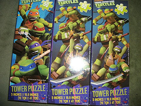 (3) Tower Puzzles
