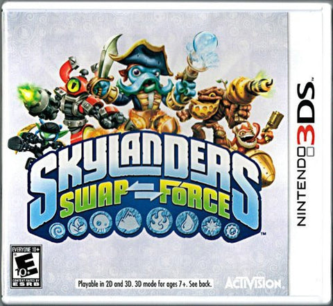 3DS Skylanders SWAP Force (GAME ONLY) by Activision