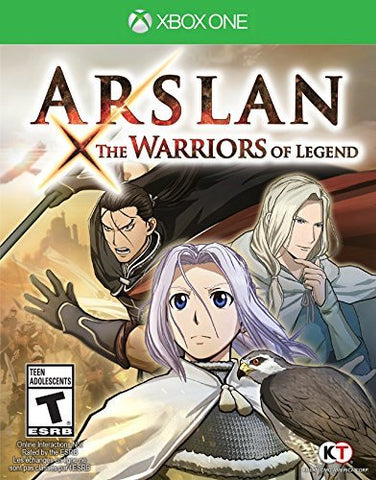 Arslan: The Warriors of Legend - Xbox One by Tecmo Koei