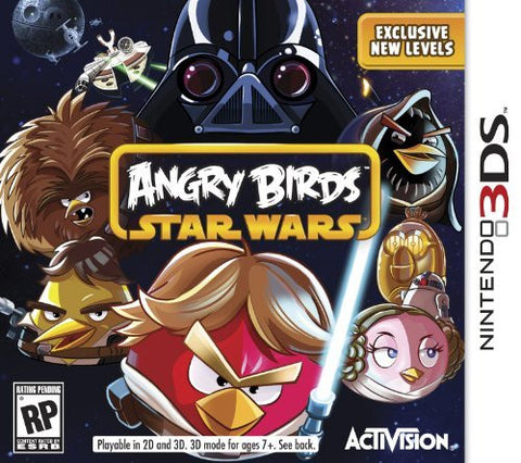 Angry Birds Star Wars - Nintendo 3DS by Activision