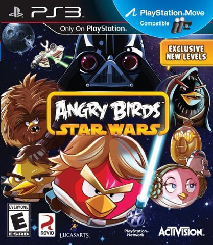 Angry Birds Star Wars - Playstation 3 by Activision