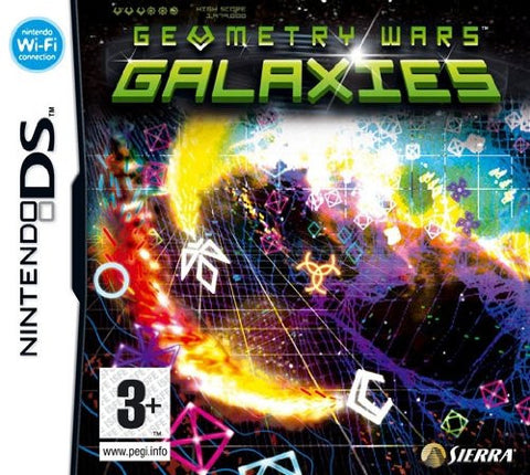 Activision Blizzard Geometry Wars: Galaxies (Nintendo DS)