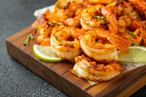 BBQ BRO'S CAJUN LIME SHRIMP