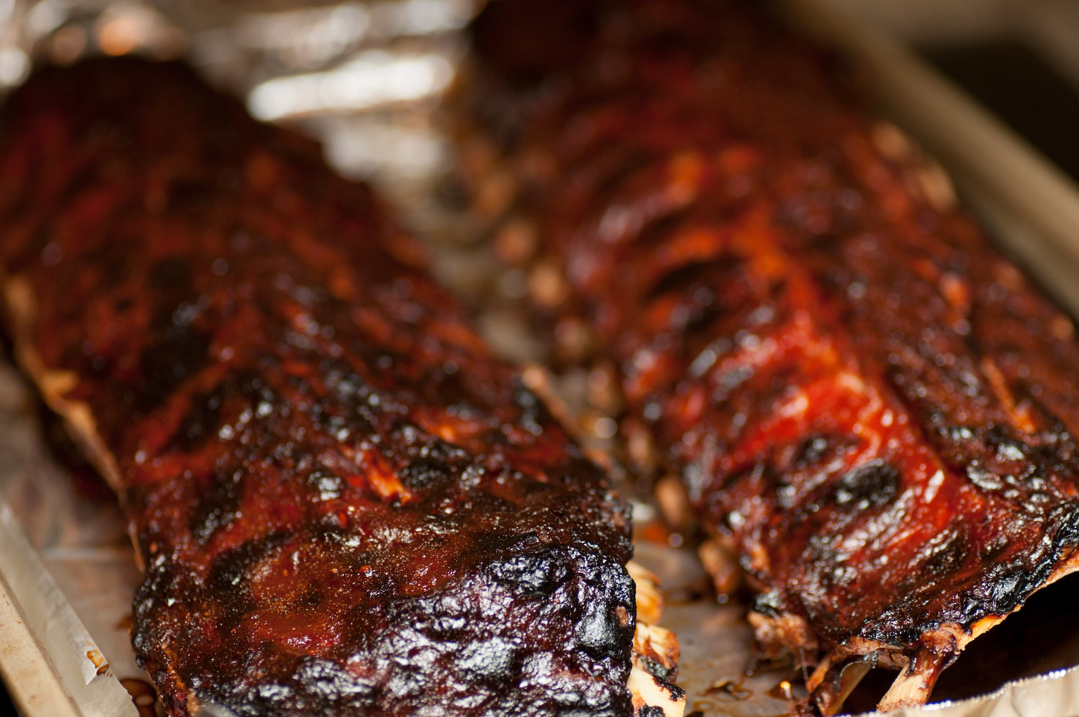 Oven-Baked BBQ BRO'S Ribs