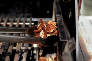 The Best Wood Chips To Use For Grilling