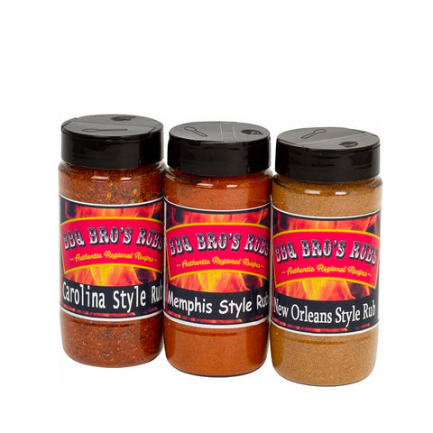 "BBQ Bros Rubs ""Southern Style"" Set"
