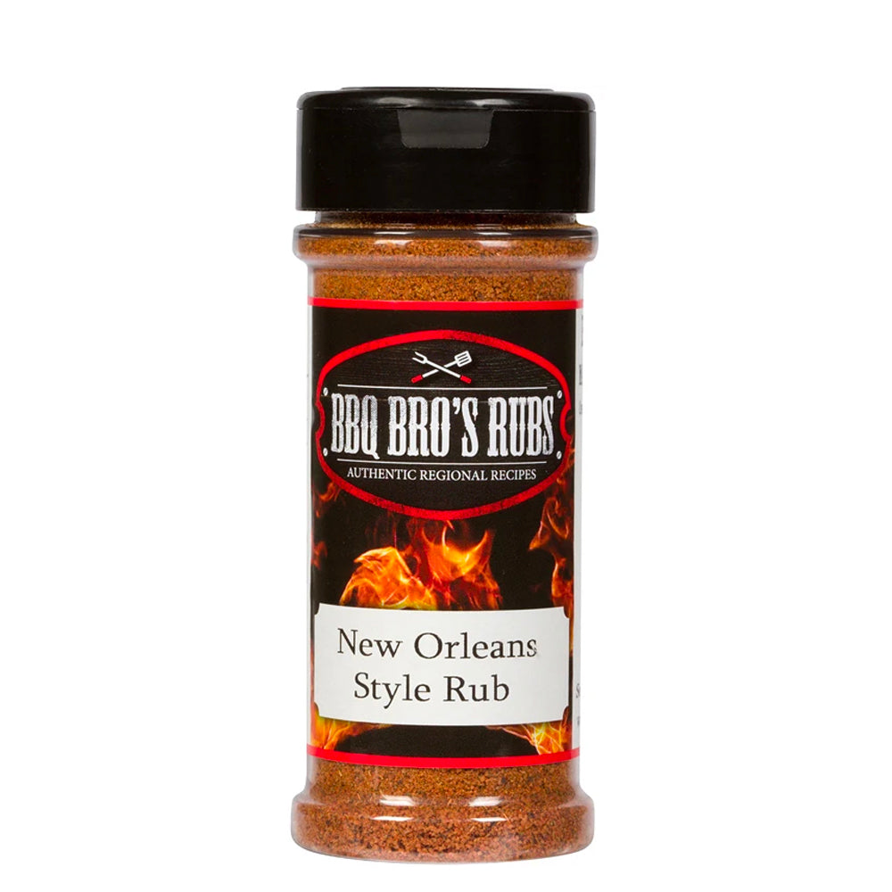 New Orleans Style Rub