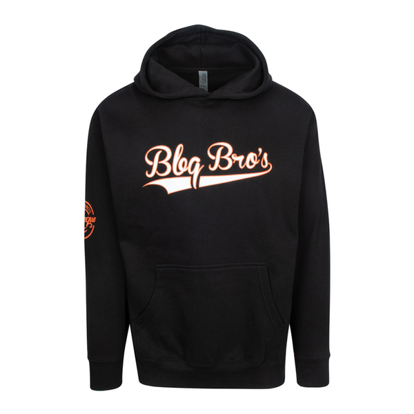 BBQ Bro's Grill Master Hoodie (Red)
