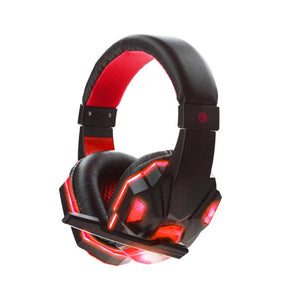 SaleGrabberStore | Stereo Gaming Headset for PS4 Xbox One PC Bass Over-Ear Headphones - SaleGrabberStore