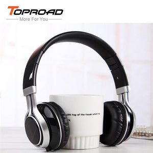 SaleGrabberStore | Foldable Headset Stereo Headphones - SaleGrabberStore